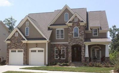Highcroft Village Subdivision in Cary